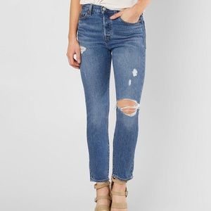 """Levi's Wedgie Jeans in """"Higher Love"""""""